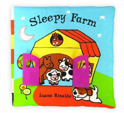 Sleepy Farm: A Cuddly Bedtime Book for Babies 9780230744592
