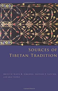 Sources of Tibetan Tradition 9780231135993