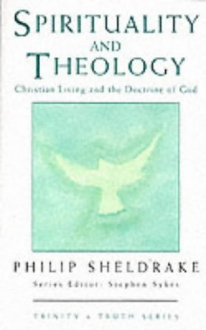 Spirituality and Theology - Sheldrake, Philip