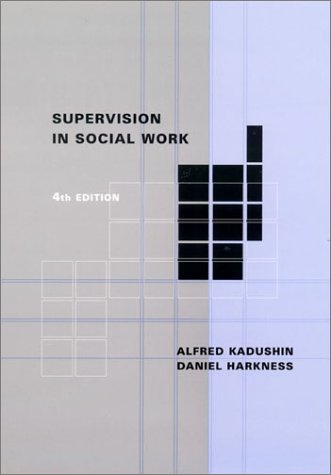 Supervision in Social Work 9780231120944