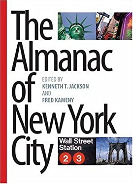 The Almanac of New York City 9780231140621