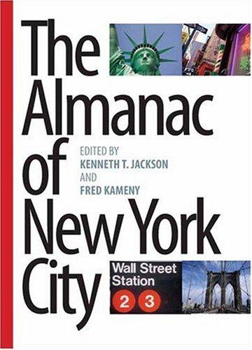 The Almanac of New York City 9780231140638