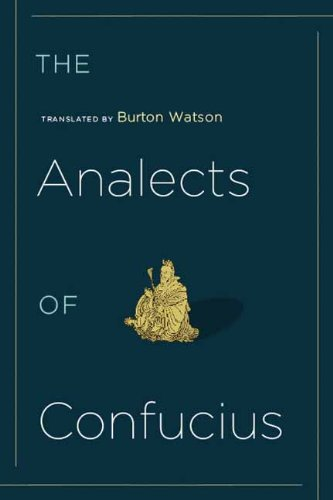 The Analects of Confucius 9780231141659