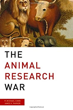 The Animal Research War 9780230600140