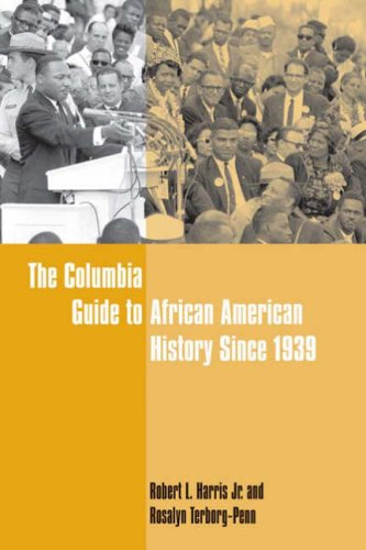 The Columbia Guide to African American History Since 1939 9780231138109