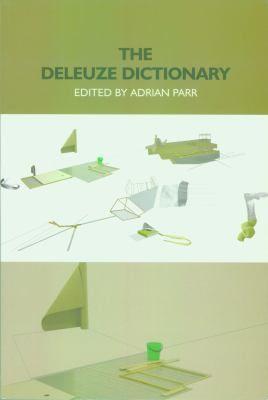 The Deleuze Dictionary 9780231138147