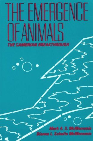 The Emergence of Animals: The Cambrian Breakthrough 9780231066471