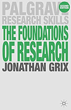 The Foundations of Research 9780230248977