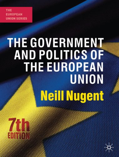 The Government and Politics of the European Union 9780230241183