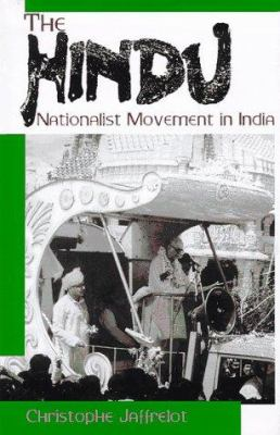 The Hindu Nationalist Movement in India 9780231103343