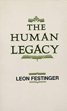 The Human Legacy 9780231056724