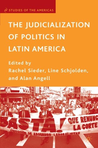The Judicialization of Politics in Latin America 9780230619692