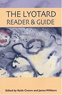 The Lyotard Reader and Guide 9780231139359