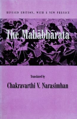 The Mahabharata: An English Version Based on Selected Verses 9780231110556