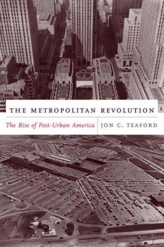 Metropolitan Revolution : The Rise of Post-Urban America