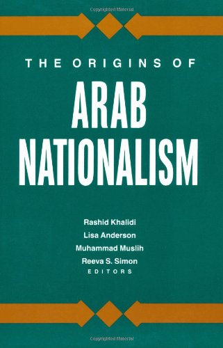 The Origins of Arab Nationalism 9780231074353