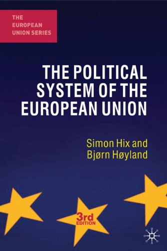 The Political System of the European Union 9780230249820