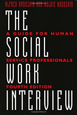 The Social Work Interview 9780231096591