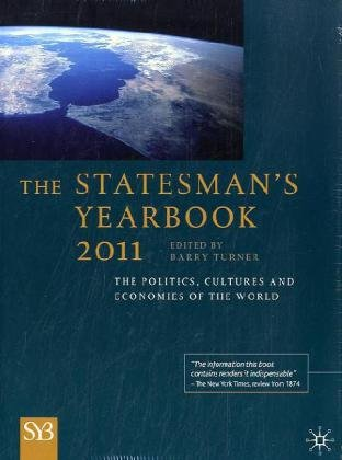 The Statesman's Yearbook: The Politics, Cultures and Economies of the World 9780230206038