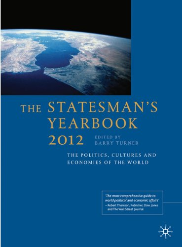 The Statesman's Yearbook: The Politics, Cultures and Economies of the World 9780230248021