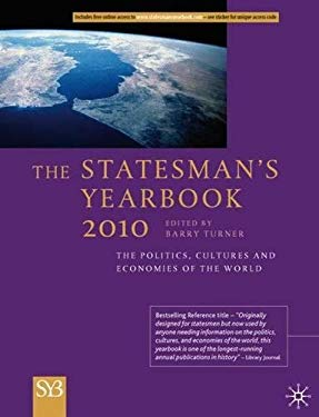 The Statesman's Yearbook: The Politics, Cultures and Economies of the World [With Access Code]