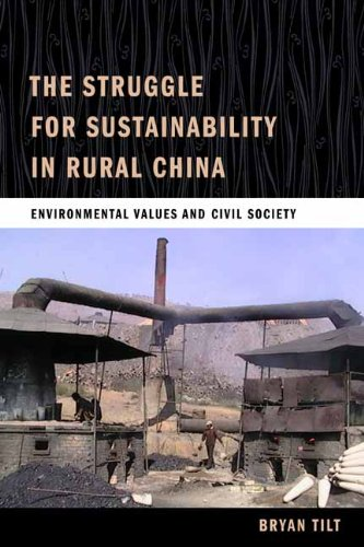 The Struggle for Sustainability in Rural China: Environmental Values and Civil Society 9780231150002