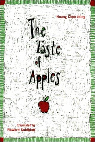 The Taste of Apples 9780231122610
