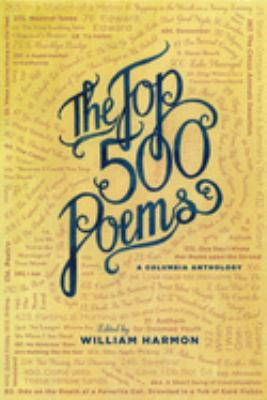 The Top 500 Poems 9780231080286