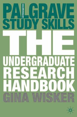 The Undergraduate Research Handbook 9780230520974