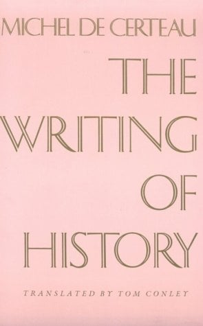 The Writing of History 9780231055758