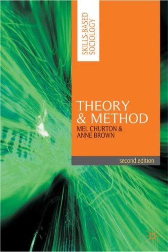 Theory and Method 9780230217812