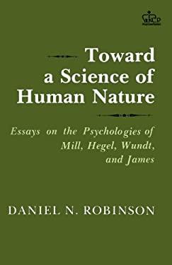 Toward a Science of Human Nature 9780231051750