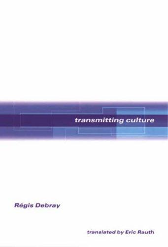 Transmitting Culture 9780231113458