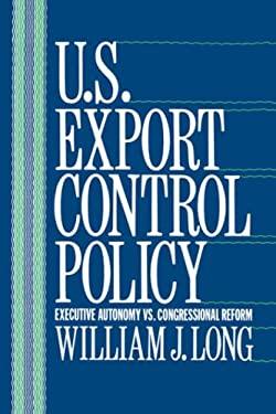 United States Exp Control 9780231067980