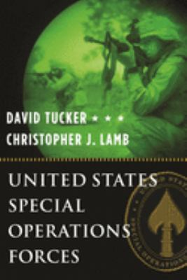 United States Special Operations Forces 9780231131902