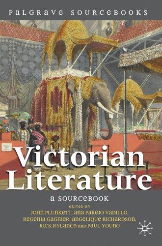 Victorian Literature: A Sourcebook 9780230551756