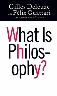 What Is Philosophy? 9780231079891