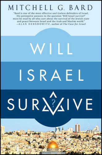 Will Israel Survive? 9780230605299