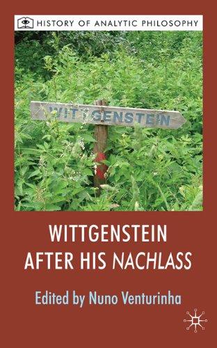 Wittgenstein After His Nachlass 9780230232662