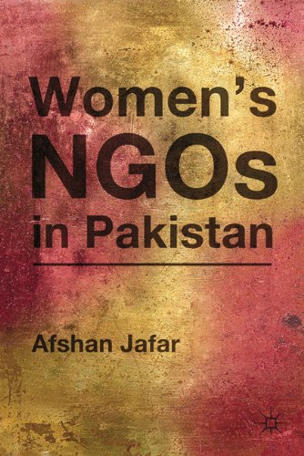 Women's NGOs in Pakistan 9780230113206