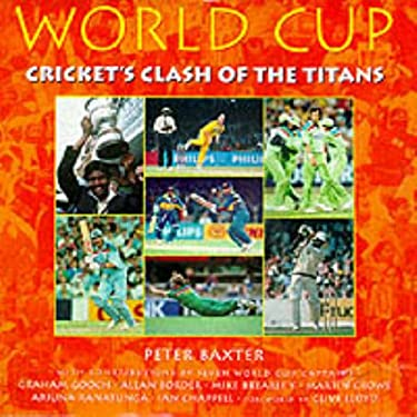 World Cup: Crickets Clash/ Titans 9780233996646