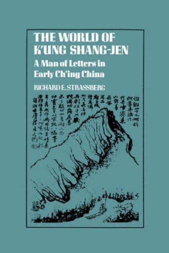 The World of Kung Shang-Jen 9780231055307