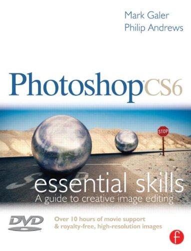 Photoshop Cs6: Essential Skills 9780240522685