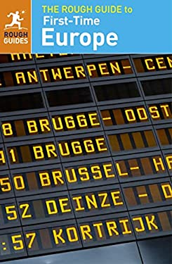 Rough Guide to First-Time Europe