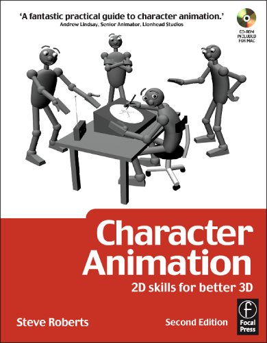 Character Animation: 2D Skills for Better 3D [With CDROM] 9780240520544