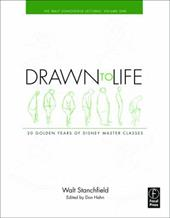 Drawn to Life: 20 Golden Years of Disney Master Classes 776044