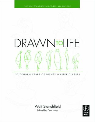 Drawn to Life: 20 Golden Years of Disney Master Classes 9780240810966