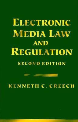 Electronic Media Law and Regulation 9780240802169