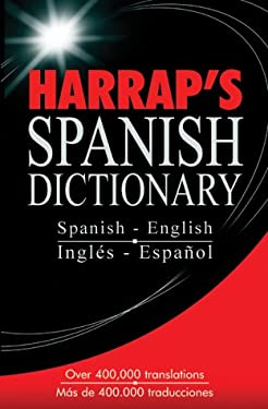 Harrap Spanish-English/English-Spanish Dictionary by