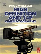 This authoritative new reference demystifies the technologies of high definition and 24P cinematography. It is written for the director of photography, camera crew and producer or director and deals with the subject from their point of view. It provides a thorough and logical description of the five scanning formats 24P, 25P, 30P, 50i and 60i as well as recording formats, editing options, delivery potential and discussions on the financial implications theses decisions might have.    It looks at comparative costs between different decisions surrounding camera formats, such as 16mm to 35mm shooting for different examples, such as a 100-minute low budget movie or 30 second commercial. There is also considerable discussion on the advantages an